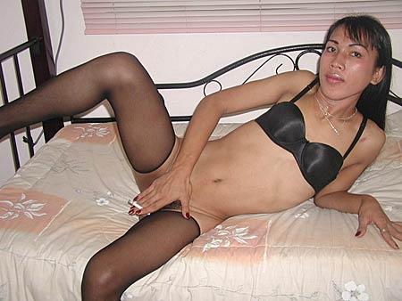 Asiatische Amateur Transe